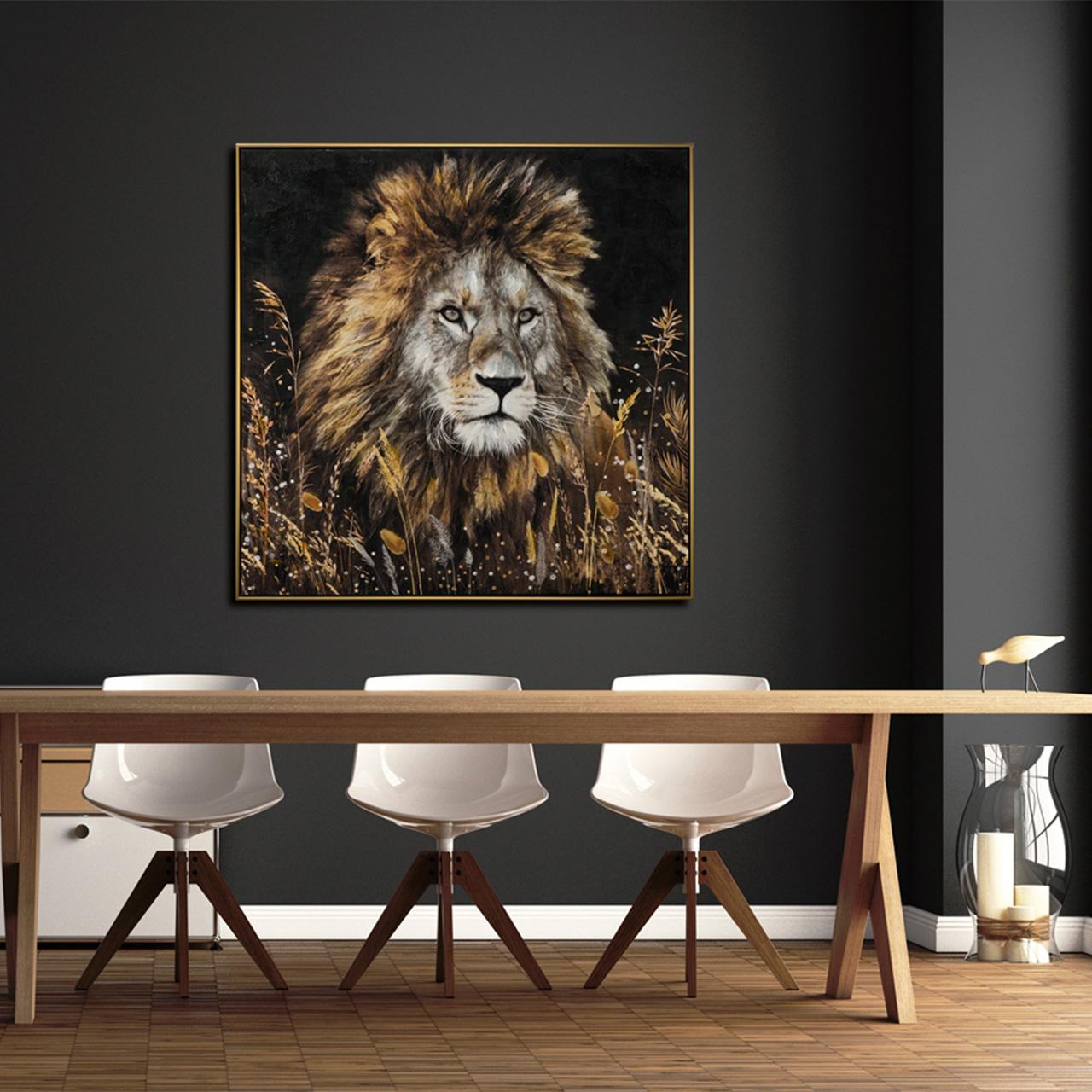 Imageland Bild König der Löwen II