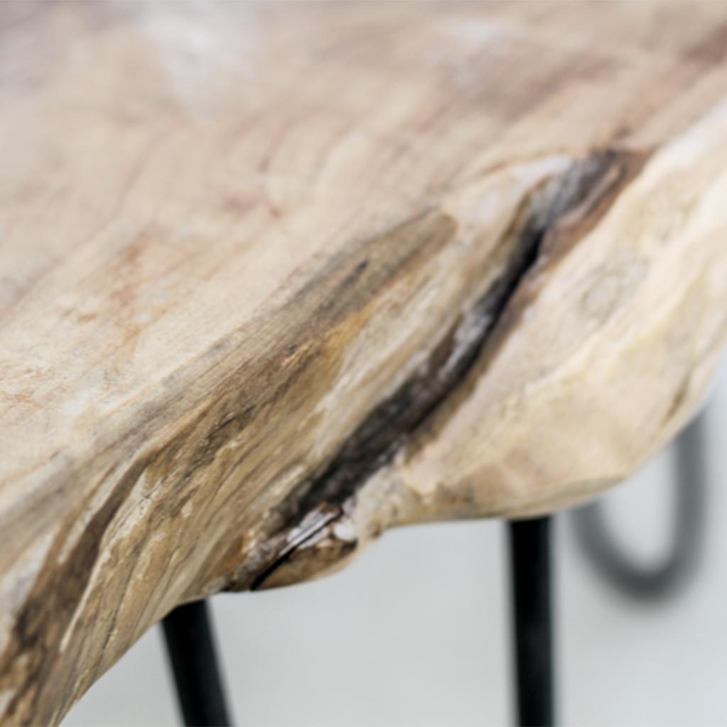 Wooden Art Konsolentisch Roots