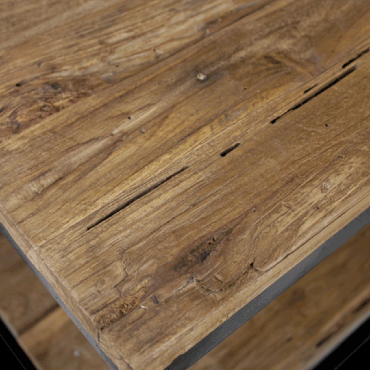Wooden Art Couchtisch Altholz