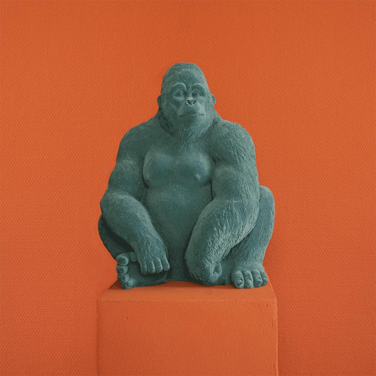 Voß Gorilla Bobo