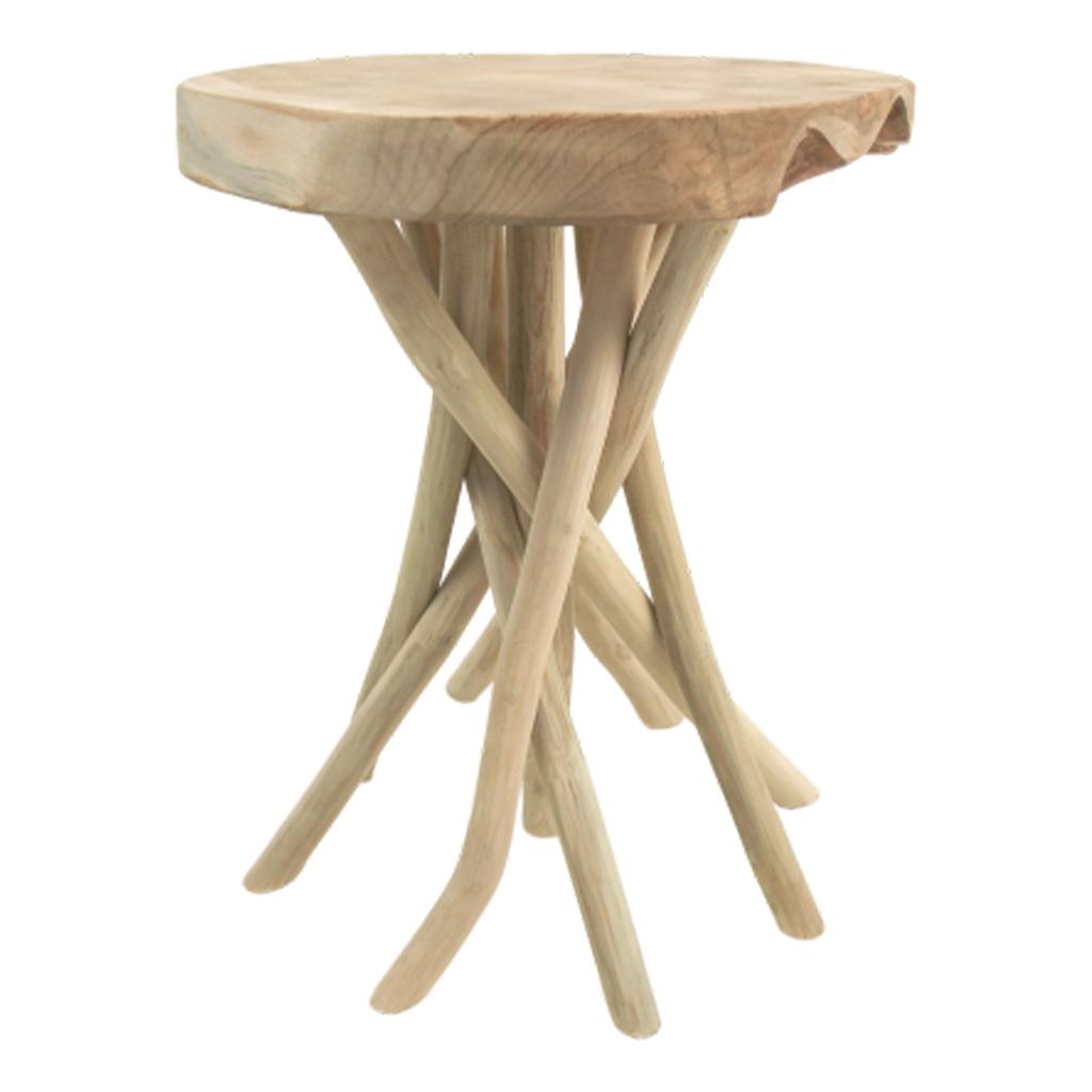 Wooden Art Dekohocker Branch