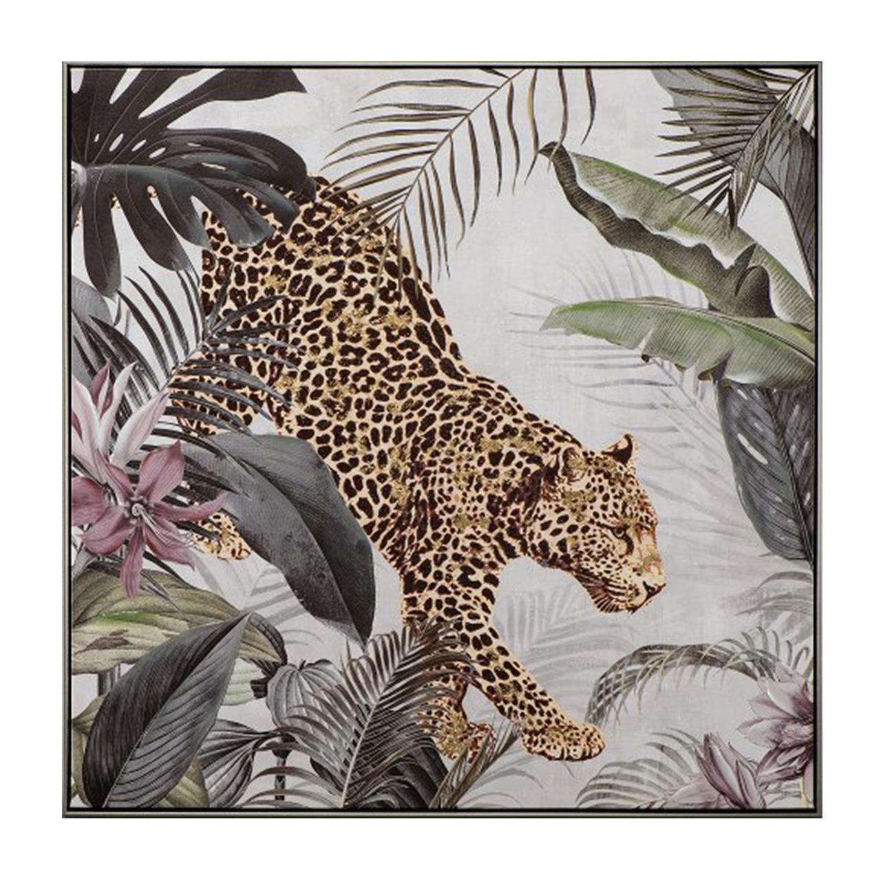 Imageland Bild Leopard im Dschungel I