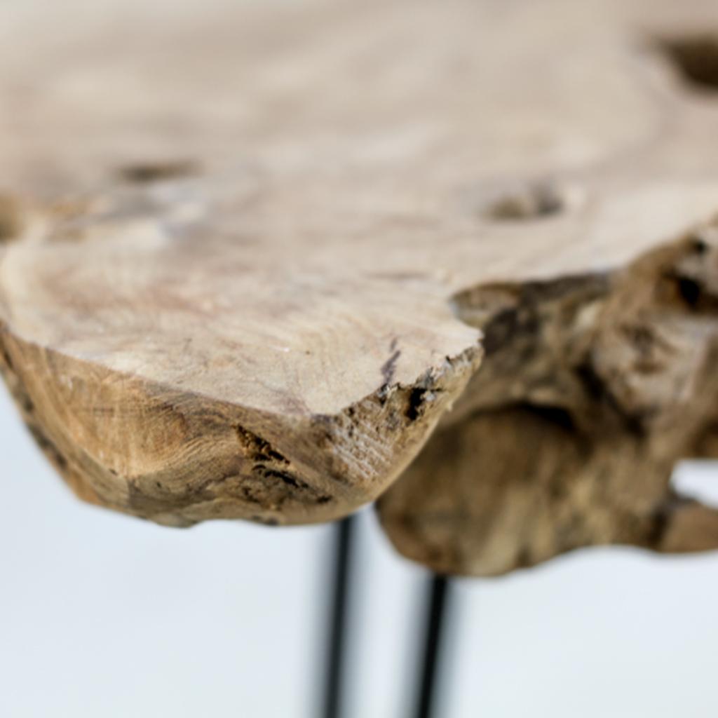 Wooden Art Couchtisch Roots