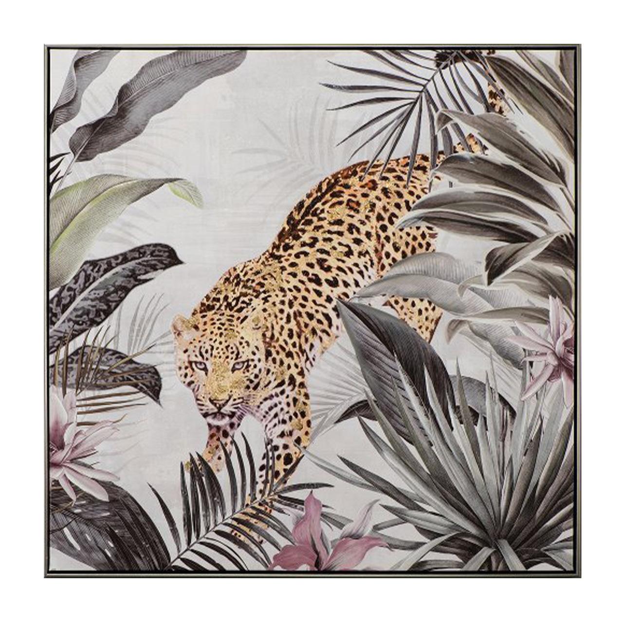 Imageland Bild  Leopard im Dschungel II