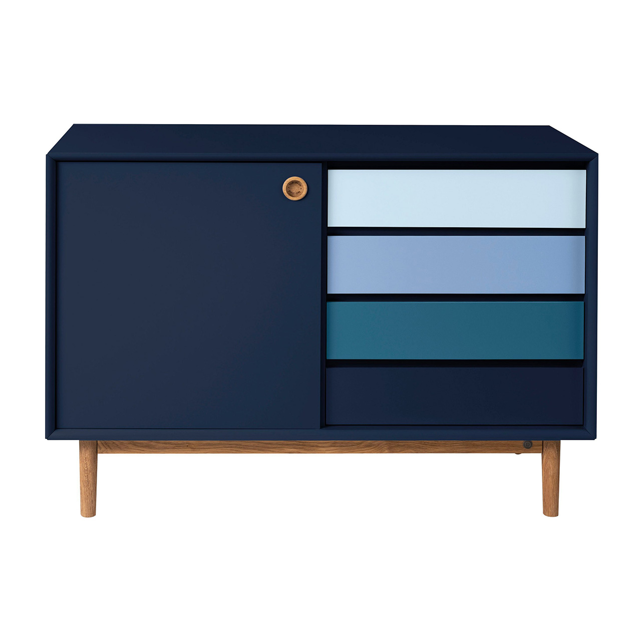 TOM TAILOR Sideboard Small COLOR BOX