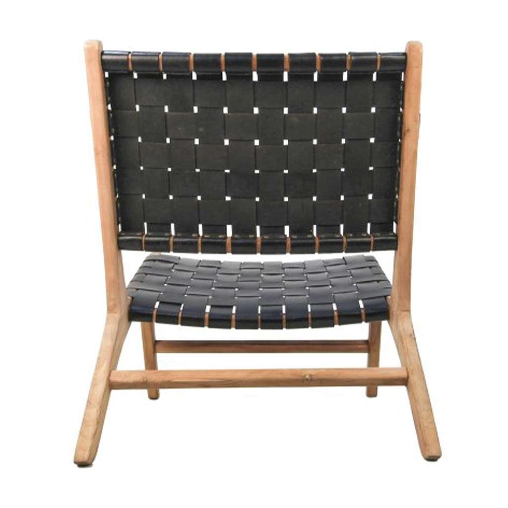 Wooden Art Loungesessel