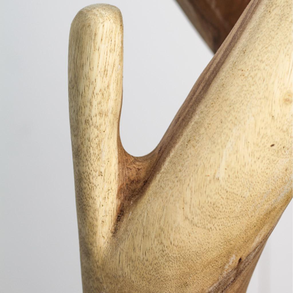Wooden Art Garderobe Baum