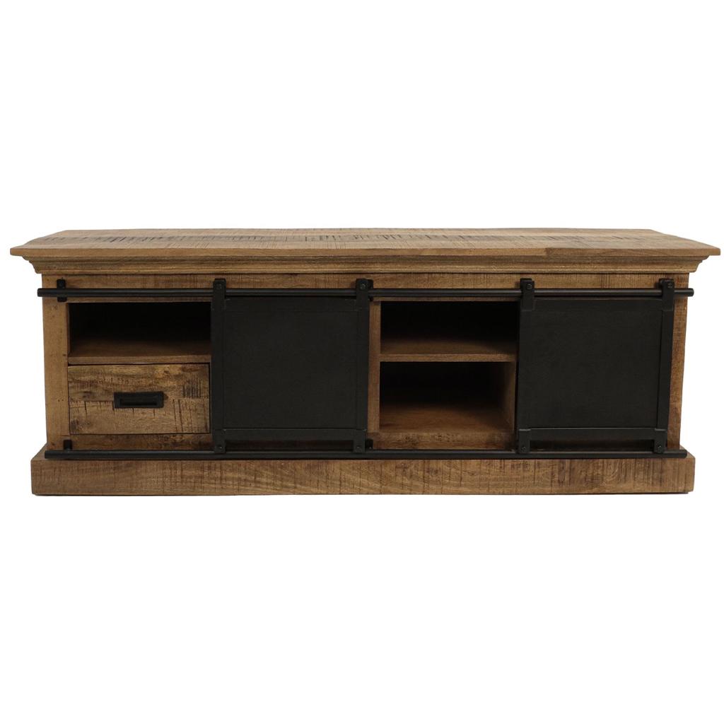 Wooden Art Lowboard
