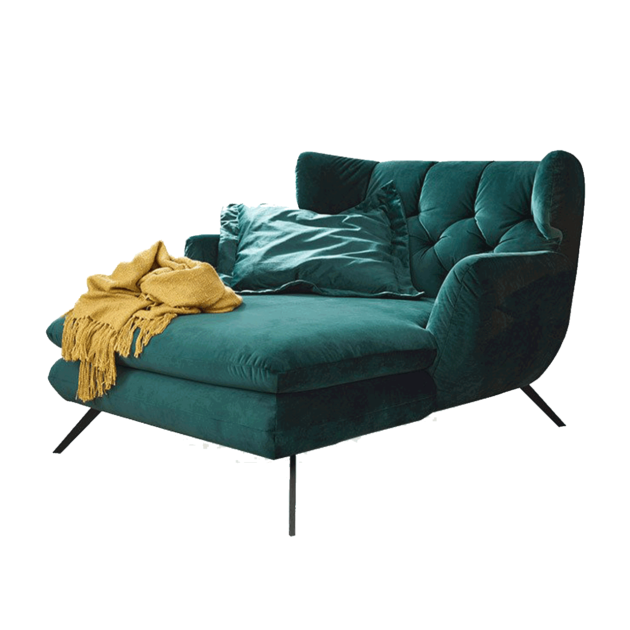 Candy Loveseat Sixty