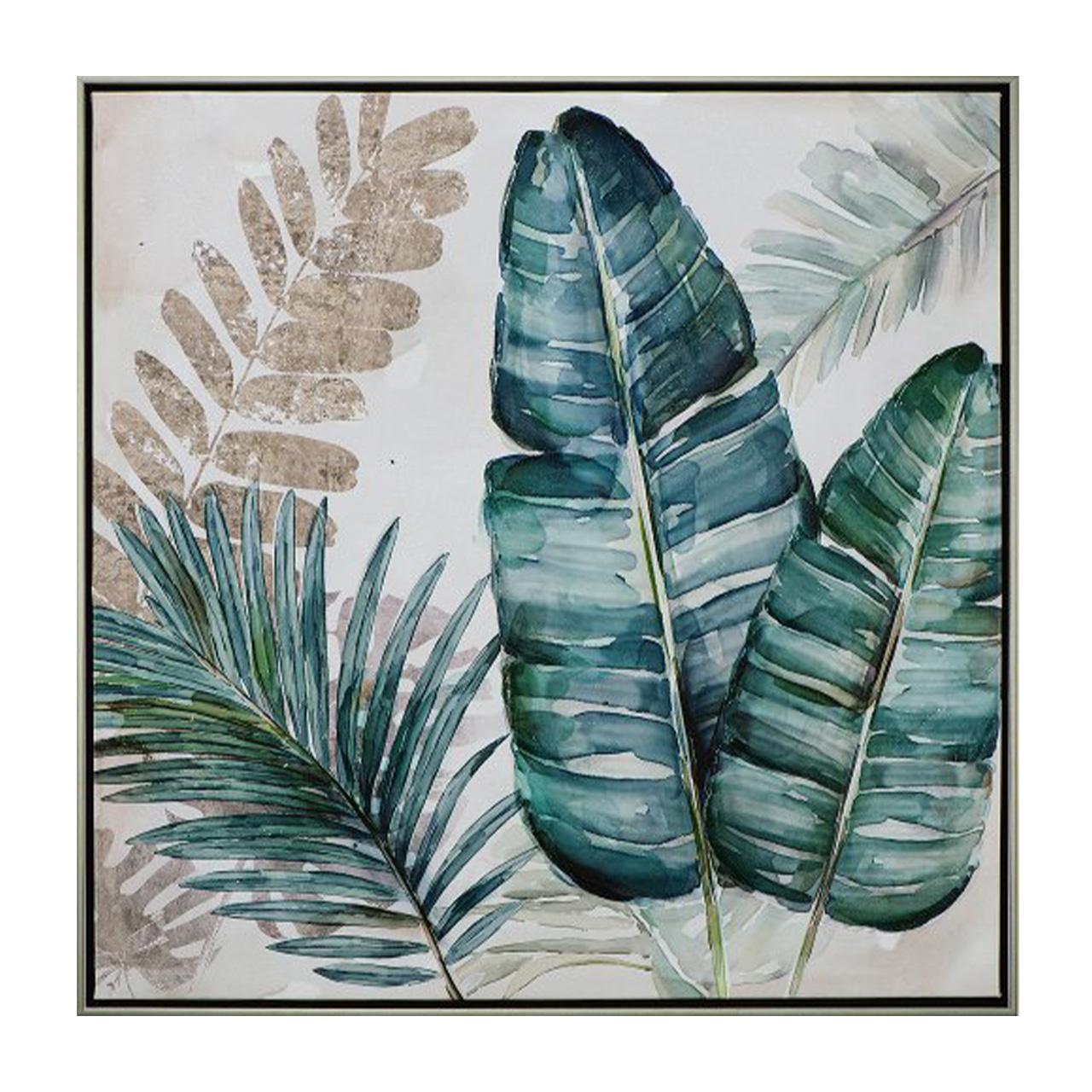 Imageland Bild Blätter in grün