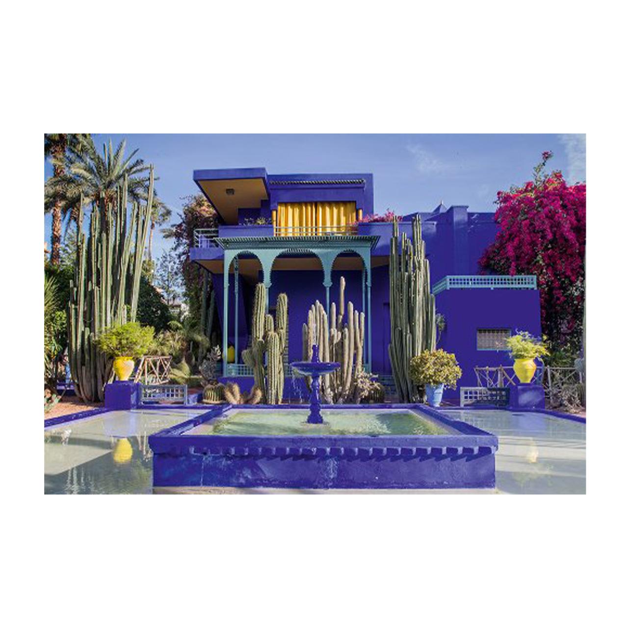 Imageland Bild Garten in Marrakesch