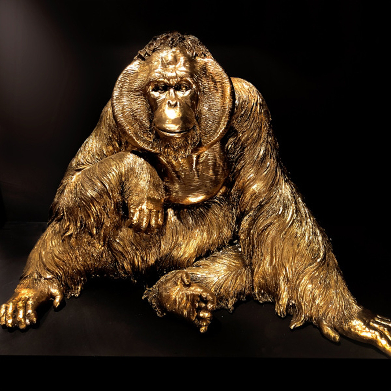 Voß Dekofigur Orang-Utan