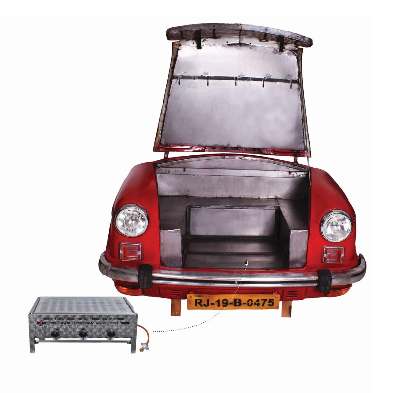 Grillwagen Carbecue