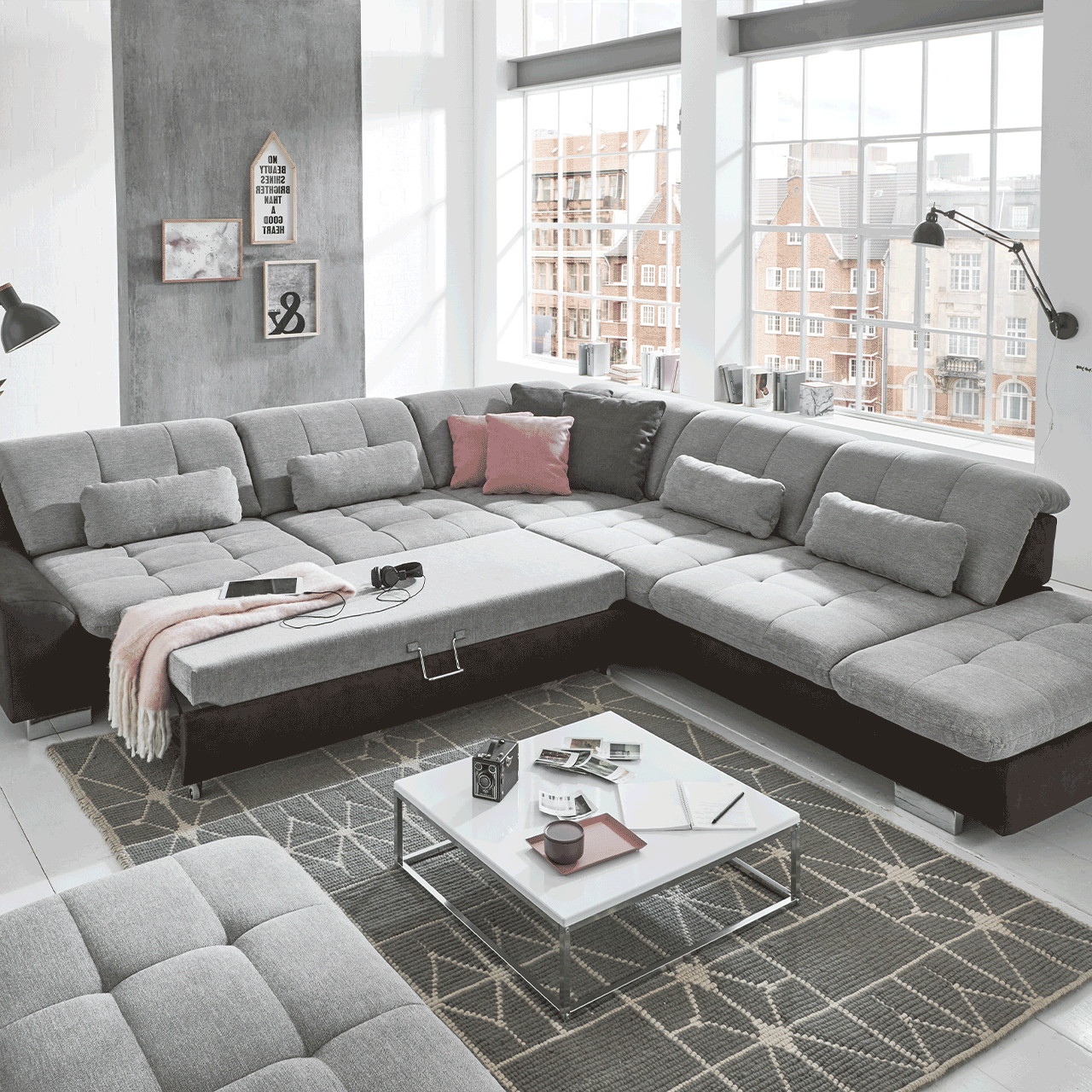 Sofa Speed